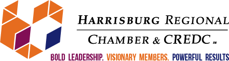 The Harrisburg Region logo