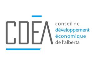 CDEA – Conseil De Développement Economique de L'Alberta - Bureau d'Edmonton Logo
