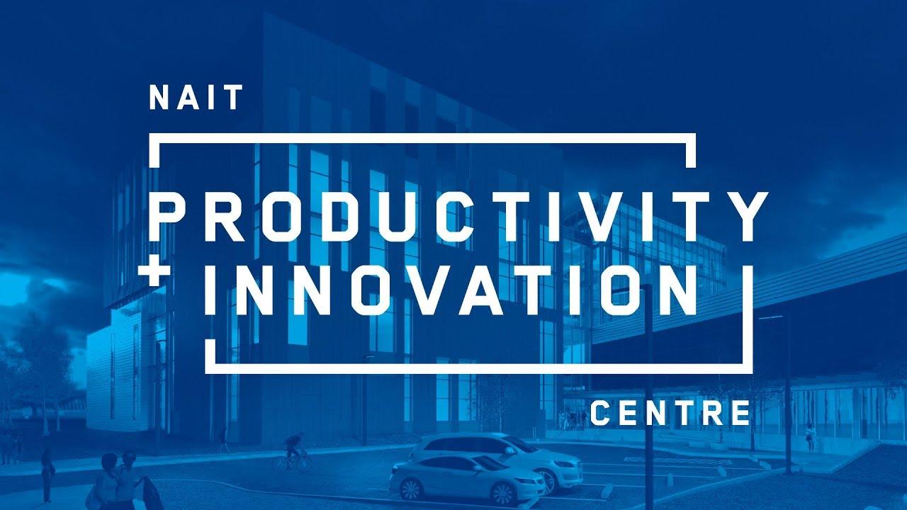 NAIT – Productivity and Innovation Centre Logo