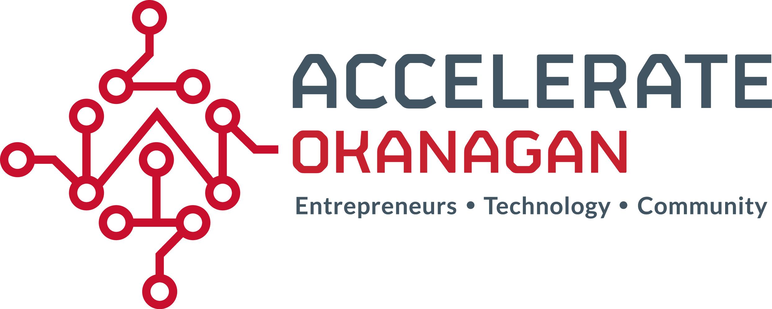 Accelerate Okanagan Logo