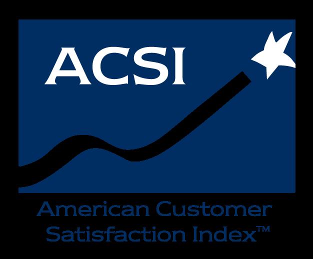 American Customer Satisfaction Index (ACSI) Logo
