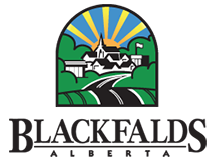 Town of Blackfalds Economic Development and Tourism Logo