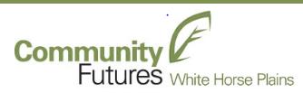Community Futures White Horse Plains Logo