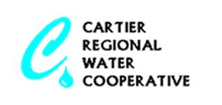 Cartier Regional Water Coop Logo