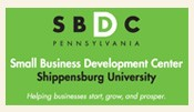 Shippensburg University Small Business Development Center Logo