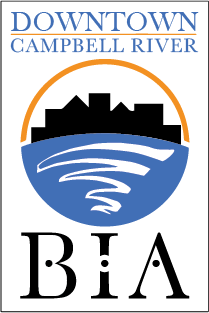 Campbell River Downtown Business Improvement Association (BIA) Logo