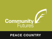 Community Futures Peace Country Logo