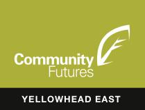 Community Futures Yellowhead East Logo