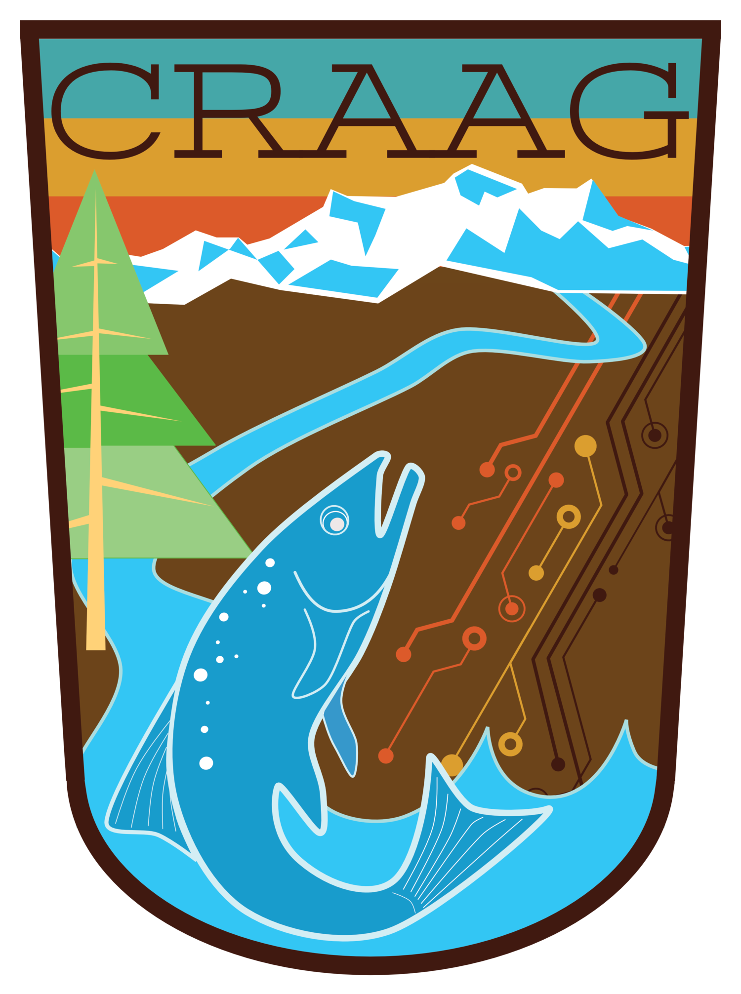 Campbell River Area Angel Group (CRAAG) Logo