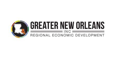 Greater New Orleans Inc. Regional Economic Development Logo