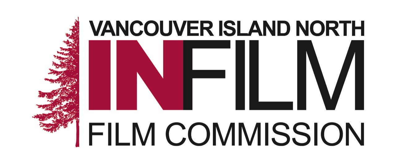 Vancouver Island North Film Commission (INFilm) Logo