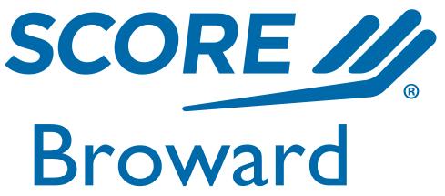 Broward | SCORE Logo