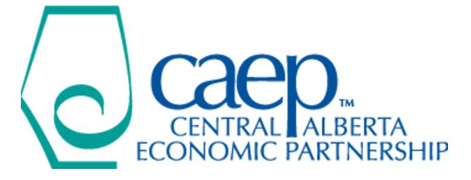 Central Alberta Economic Partnership Logo