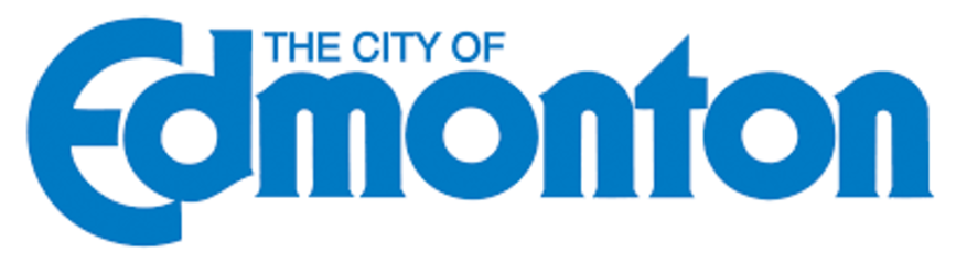City of Edmonton Building Permit Statistics Logo