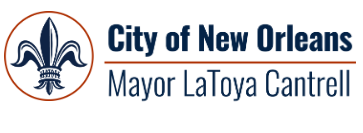 City of New Orleans Department of Economic Development   Logo