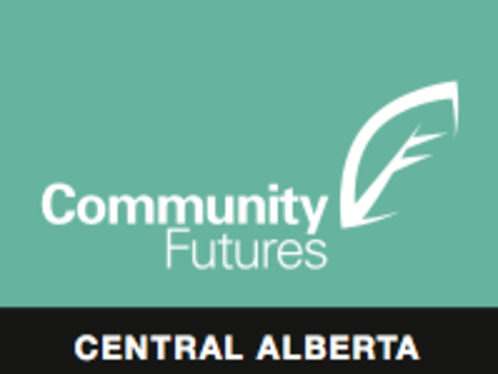 Community Futures Central Alberta  Logo