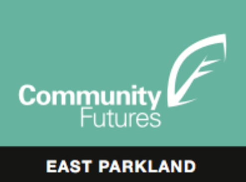 Community Futures East Parkland  Logo