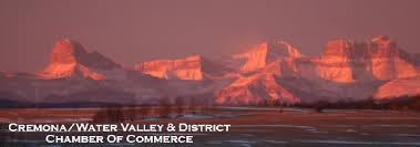 Cremona / Water Valley District Chamber of Commerce Logo