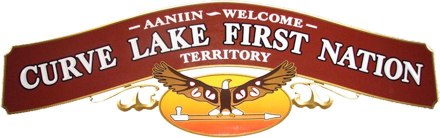 Curve Lake First Nation Economic Development Logo