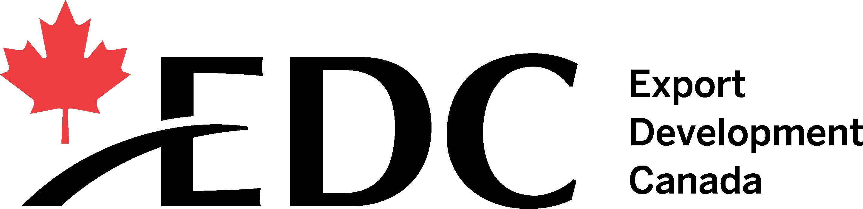 Export Development Canada Logo