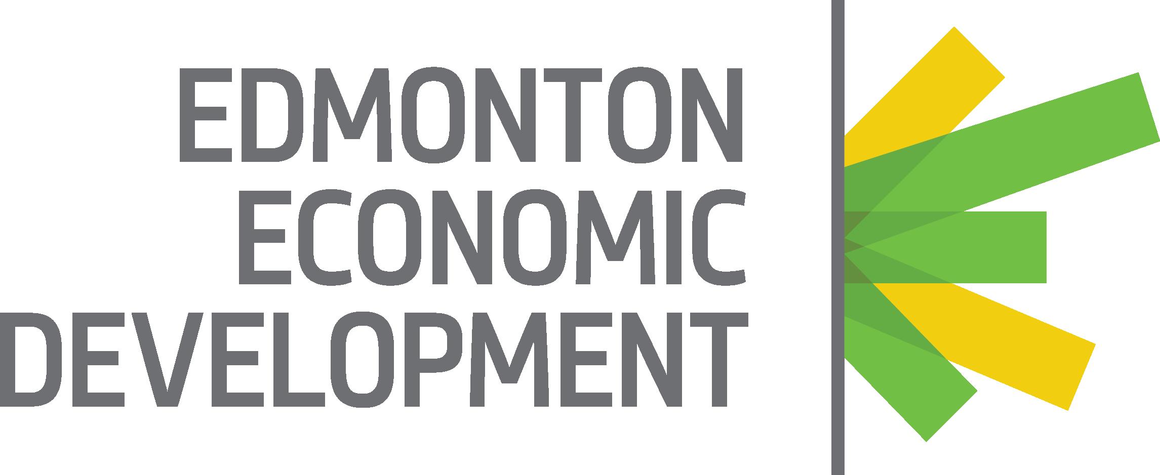Edmonton Economic Development Corporation Logo