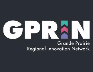 Grande Prairie Regional Innovation Network (GPRIN) Logo