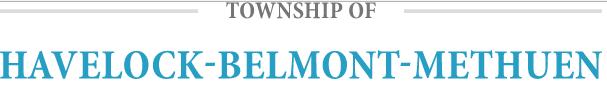 Havelock  Belmont Methuen & District Chamber of Commerce Logo