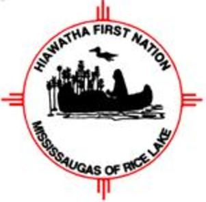 Hiawatha First Nation Economic Development Logo
