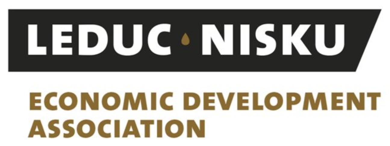 Leduc Nisku Economic Development Association Logo