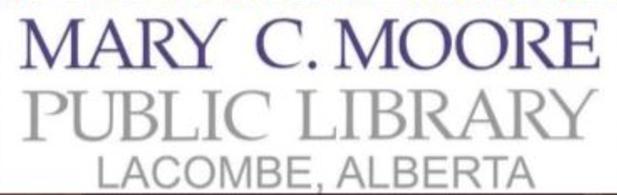 Mary C. Moore Public Library Logo