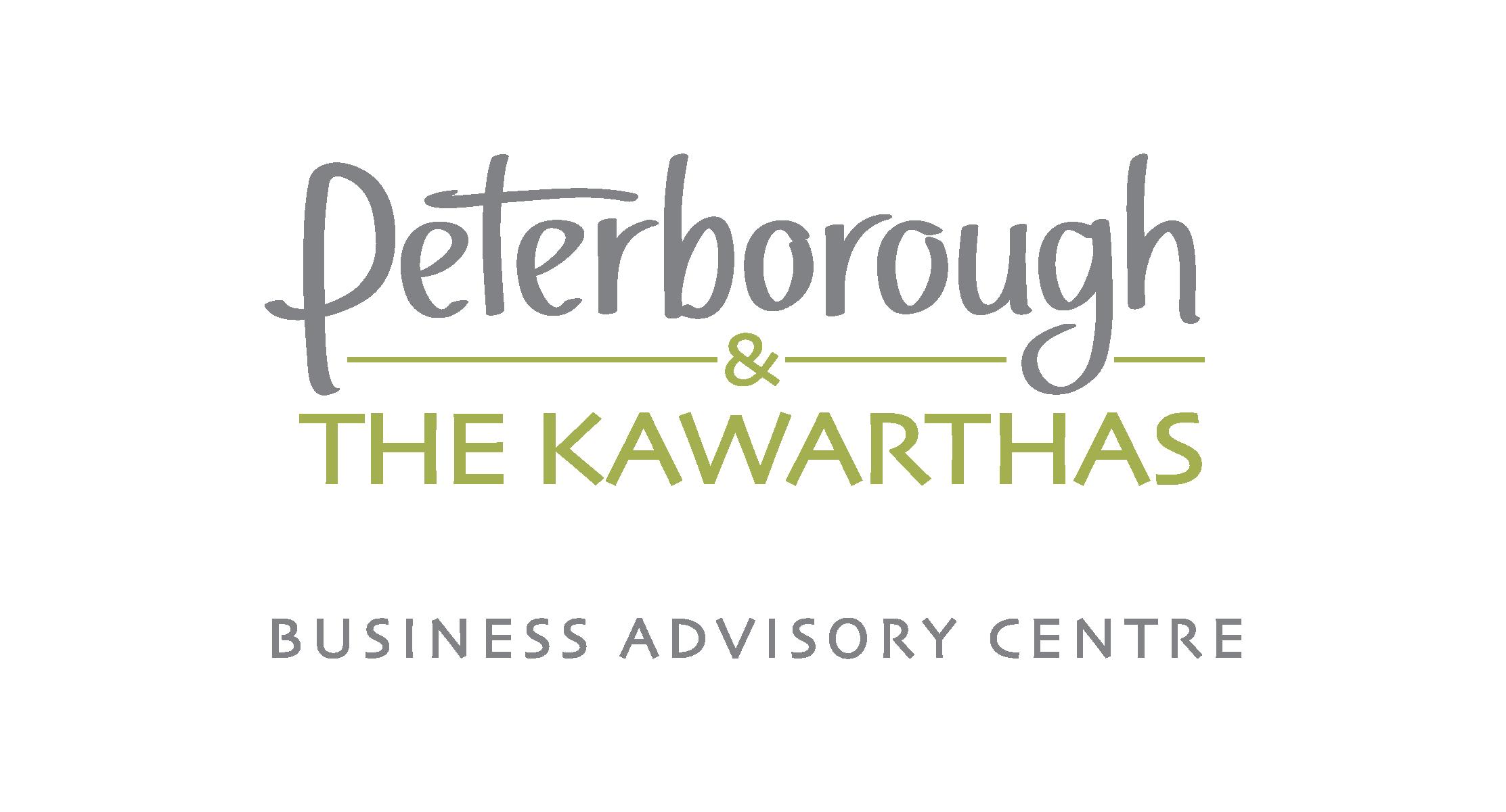Peterborough & the Kawarthas Business Advisory Centre Logo