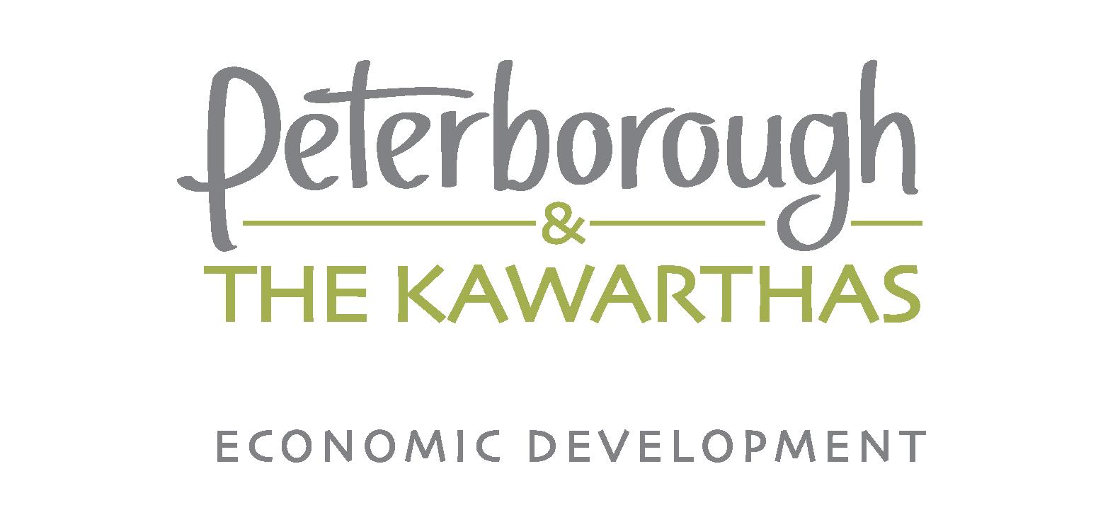 Peterborough & the Kawarthas Economic Development Logo