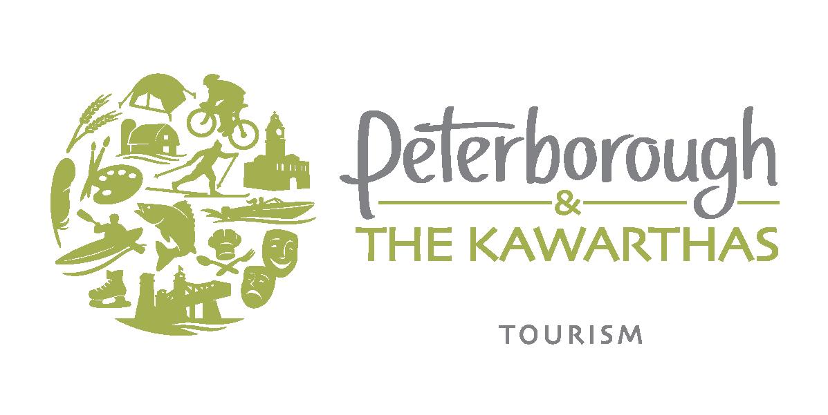 Peterborough & the Kawarthas Tourism Logo