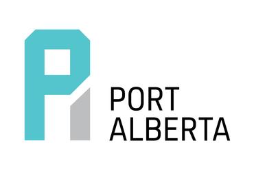 Port Alberta Logo