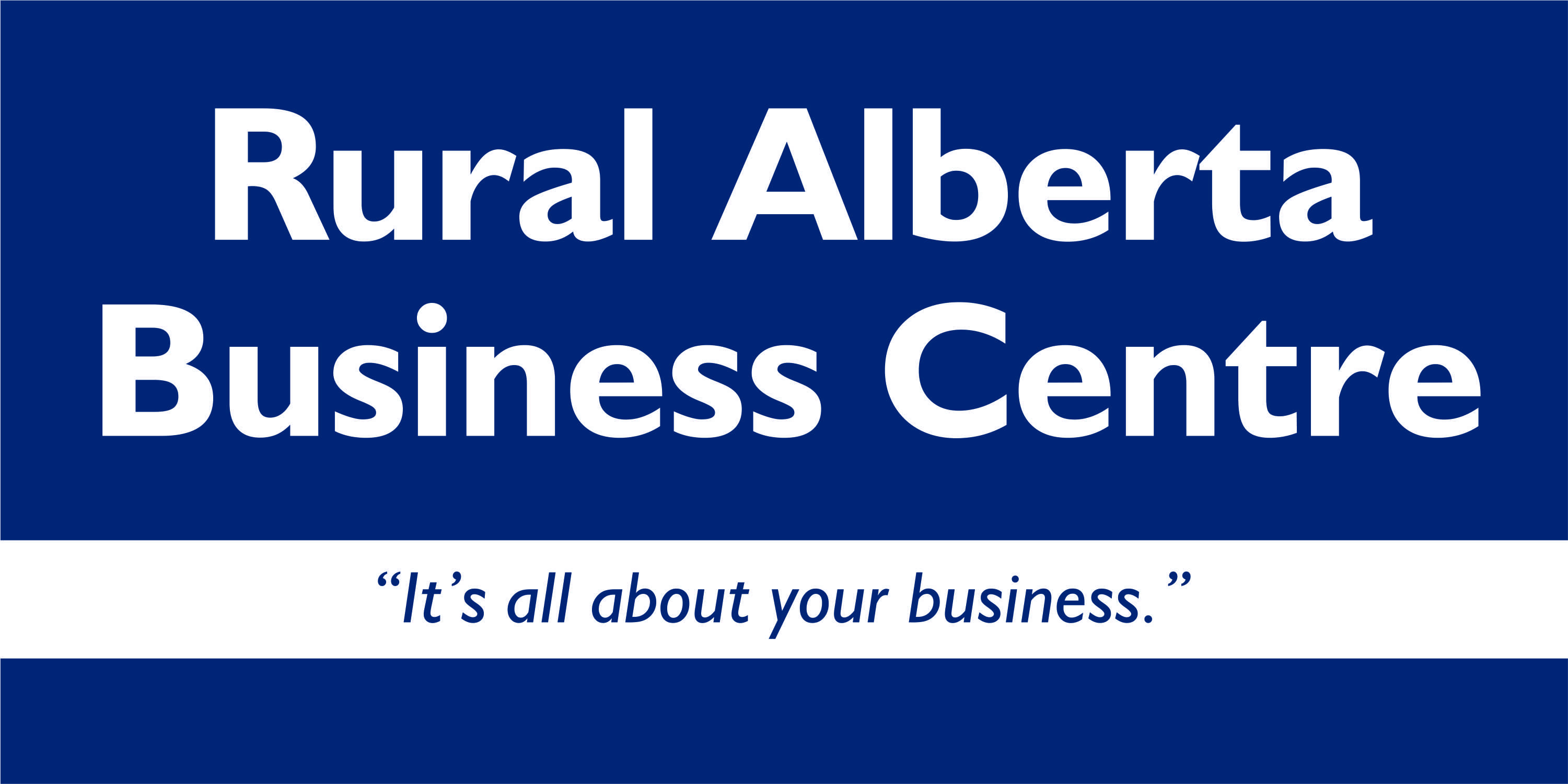 Rural Alberta Business Centre Logo