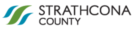 Strathcona County Planning and Development Services Logo