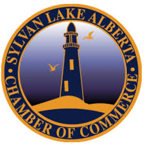 Sylvan Lake Chamber of Commerce Logo