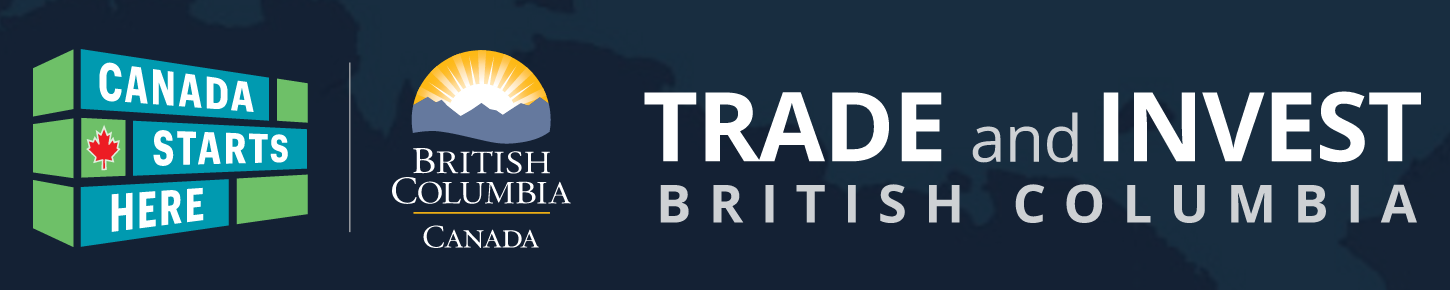 Trade and Invest British Columbia Logo