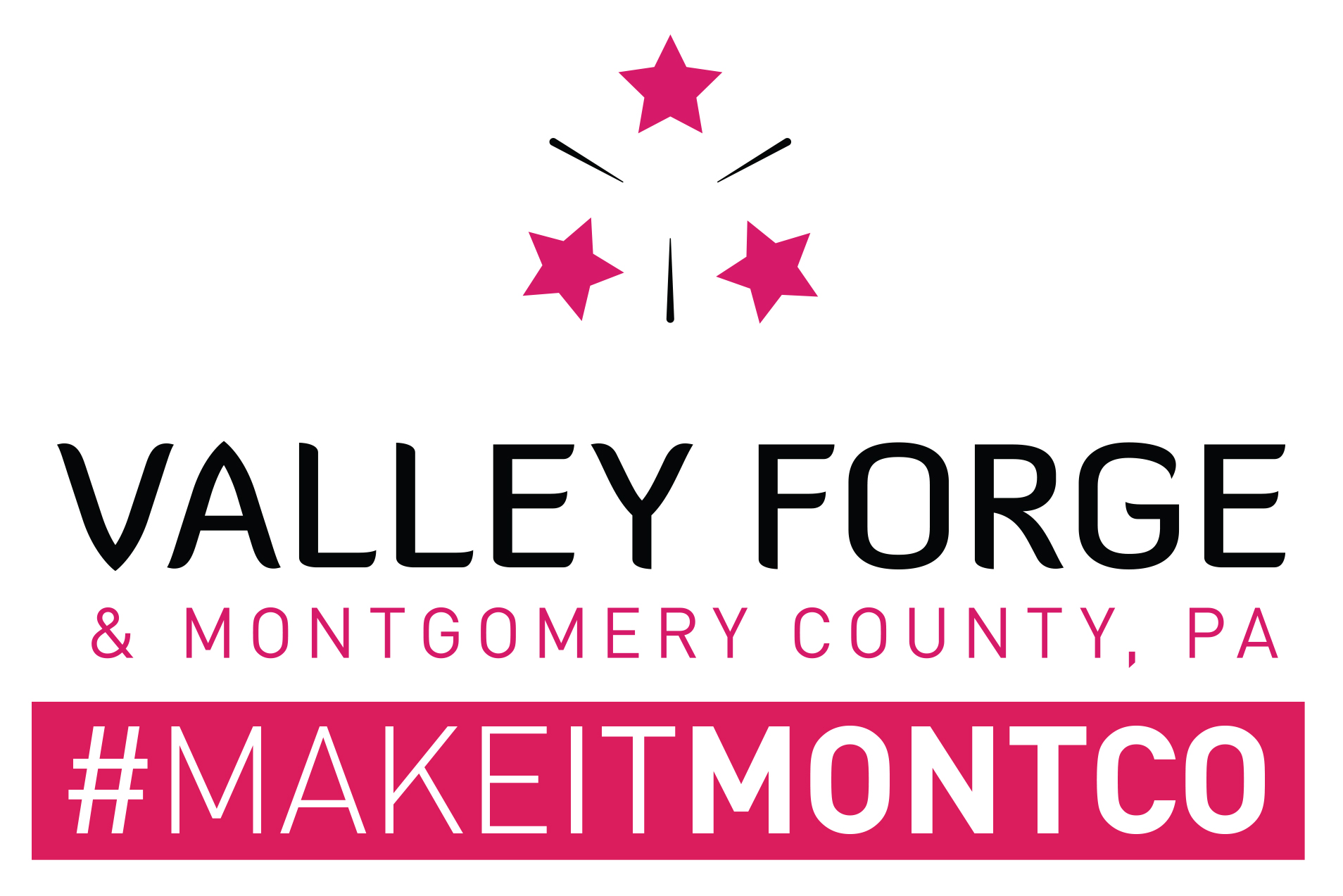 Valley Forge Tourism & Convention Board Logo