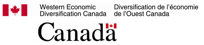 Western Economic Diversification Canada Logo