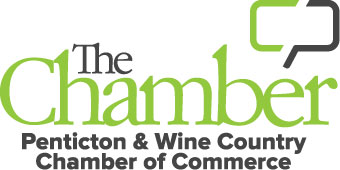 Penticton & Wine Country Chamber of Commerce Logo